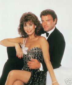 Michele Lee et Kevin Dobson au Hollywood show