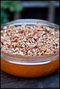 Sweet Potato Casserole, Gracious Pantry