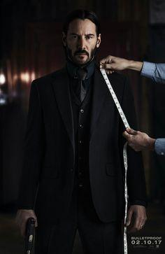 When John Wick meets Fortnite [Keanu Reeves] [Laurence