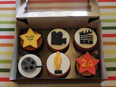 movie themed dessert