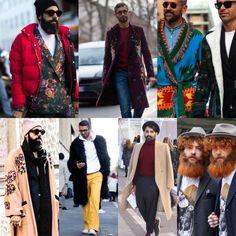Fashion Monkeys boyz / #streets at Milano Fashion Week A/W 2018