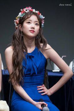 South Korean Girls, Korean Girl Groups, Kpop Girls, Peplum Dress, Idol, Beautiful Women, Actresses, Female, Celebrities