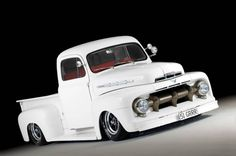51 Ford Pickup