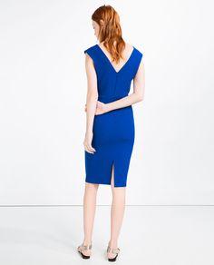 SHIFT DRESS-View All-DRESSES-WOMAN | ZARA United States