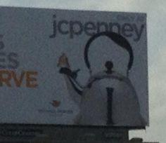 Teapot looks like Hitler.