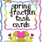 Set of 12 fraction task cards for grade 2: includes questions with halves, thirds, fourths and sixths.  Answer key included. Cute bunny and chick t...