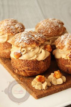 Chef Recipes, Keto Recipes, Choux Buns, Chocolate Cupcakes Filled, Cheesecake Pops, Eclairs, Desert Recipes, Appetizers For Party, Love Food