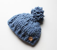 Just launched! Baby Boy Crochet Pom Pom Hat, Baby Pom Pom Hat, Newborn Hat,Knit Baby Boy Hat, Handmade Baby Beanie, Crochet Baby Hat, Gender Reveal Idea https://www.etsy.com/listing/512388651/baby-boy-crochet-pom-pom-hat-baby-pom?utm_campaign=crowdfire&utm_content=crowdfire&utm_medium=social&utm_source=pinterest