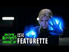 Fantastic Four (2015) Featurette - The Invisible Woman - YouTube