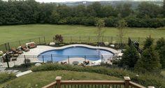 Beautiful Backyard! Landscape Design, Hardscape, Poolscape, Fencing. Fencing, Design Projects, Landscape Design, Golf Courses, Backyard, Beautiful, Fences, Patio, Landscape Designs