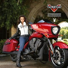 2013 Victory Motorcycles - Looks like mine, Only blue