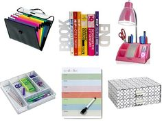Dorm 101: Must-haves for Dorm Room Organization! Great tips!