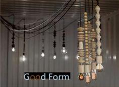 【Good Form‧好造形】獨家商品‧設計師款‧進口橡木吊燈(現+預)   Good Form‧好造形★ - Yahoo! 奇摩拍賣