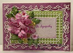 MagPie's Corner : Sympathy Card.....