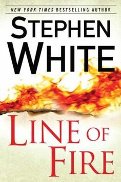 Suspense Fiction. When author Stephen White originally published Line of Fire in 2012, he announced that this 19th in the series starring Boulder psychologist Alan Gregory would also be its second to last (and explained his decision in an author's note). But Gregory hasn't put his feet up just yet: in Line of Fire he runs the risk of being linked to an old crime...