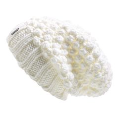 ed545dc4020 Lole Popcorn Knit Beanie ( 35) ❤ liked on Polyvore featuring accessories