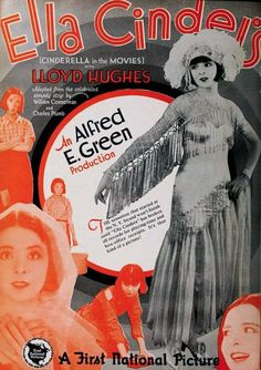 Delectable Colleen Moore is Ella Cinders, Twinkletoes, Irene (1926) ~ 3 Silent film gems on 2 DVDs!