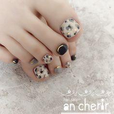 Toe Nail Art, Acrylic Nails, Fall Toe Nails, Toe Polish, Shiny Nails, Feet Nails, Dream Nails, Perfect Nails, Nail Arts