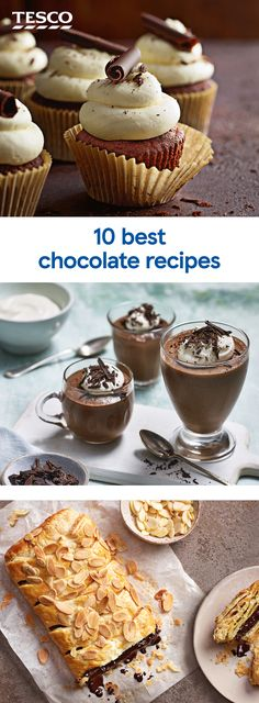 41 Best Chocolate Recipes Tesco Images Chocolate Recipes