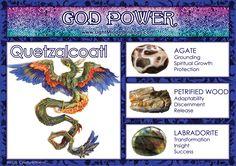 God Power: Quetzalcoatl!