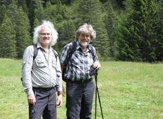 Rolf Dindorf und Reinhold Messner 2014, Südtirol, South Tyrol Lucca, Siena, Amalfi, Verona, South Tyrol, K2, Mount Everest, Guys, Couple Photos