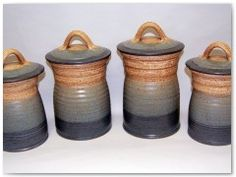 Items available at Linn Pottery Studio and Gallery, 304-905-8957