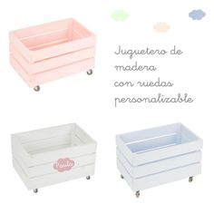 juguetero-infantil-personalizado Home Childcare, Baby Giveaways, Muppet Babies, House Plants Decor, Baby Box, Woodworking For Kids, Baby Boy Rooms, Diy Wood Projects, Toy Boxes
