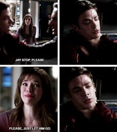 HE IS THE LOVE OF HER LIFE  #Snowbarry