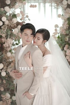 Pre Wedding Poses, Wedding Picture Poses, Wedding Couple Photos, Pre Wedding Photoshoot, Wedding Pics, Wedding Couples, Korean Wedding Photography, Foto Wedding, Youre My Person