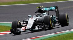 Japanese Grand Prix: Qualifying Results
