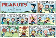 Peanuts Begins Comic Strip, May 01, 2016     on GoComics.com
