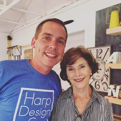 Clint harp featured wood craftsman on hgtv 39 s fixer upper for Is clint harp still on fixer upper