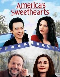"""Comedian Billy Crystal co-wrote and co-stars in this acidly told tale about Gwen (Catherine Zeta-Jones) and Eddie (John Cusack), a separated, bickering movie-star couple who """"make nice"""" for the cameras at a press junket promoting their new movie together. Julia Roberts stars as Kiki, Gwen's sister and assistant who harbors a major crush on the oblivious Eddie, while Crystal plays the press agent who must mediate between the warring parties."""