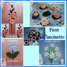 Gli schemi di questi fiori sono presenti nel mio terzo manuale  http://www.nonsolofiori.com/librononsolofiori.htm