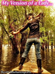 Fishing is the most popular hobby all over the worlds. There are a lot of way for fishing and also many types of fishing used everywhere such as fly fishing, bass fishing, kayak fishing and much more. Fishing Girls, Gone Fishing, Kayak Fishing, Fishing Guide, Saltwater Fishing, Bow Hunting Women, Hunting Girls, Archery Girl, Archery Hunting