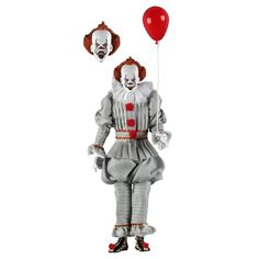 Its 2017, Pennywise The Dancing Clown, Scary Clowns, Red Balloon, Buzz Lightyear, Michael Myers, Ghostbusters, Michelangelo, Tardis