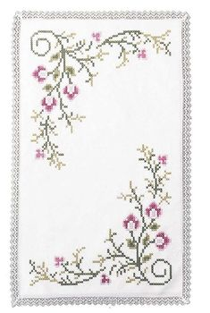 linge-de-table-napperon-fleurs-roses-borde-de-dentelle-point-de-croix-rond-30-cm-avila-imgs128126nh-1.jpg (538×800)