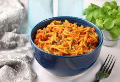 Bolognai spagetti egyszerűen és gyorsan Spagetti, Ravioli, Bologna, Macaroni And Cheese, Ethnic Recipes, Food, Italy, Mac And Cheese, Meals