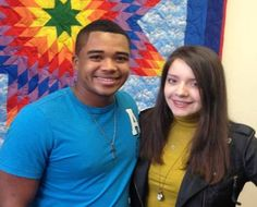Youth Advisory Board Chair Keith Martinez is named a Youth Service Ambassador for the state of South Dakota. Go Keith!