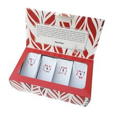 Loose Leaf Tea Advent Calendar flying off the shelves!  Get them while in stock!
