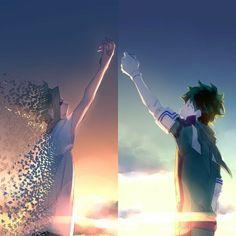 All Might // Deku // My Hero Academia // Boku No Hero Academia