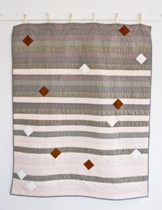 Agate Quilt   The Purl Bee