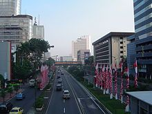 Jakarta - Wikipedia, the free encyclopedia Asia, Capital City, Small Towns, Street View, History, Country, World, Nature, Cities