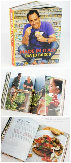 Italians Sure Know How To Share The Table. Italian | Cooking | Cookbooks