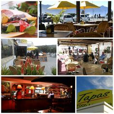 Tapaz - Restaurant and Bar  Address: Marine Drive, Old Harbour Market Square,  Hermanus  Tel: +27 28 312 4840 Email: tapas@hermanus.co.za