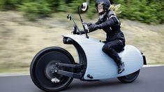 La moto più strana del mondo. E più verde #energYnnovation #Terra