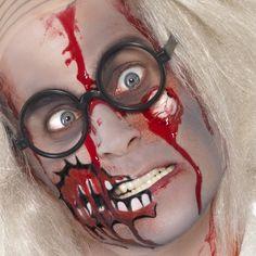 Schminkset Zombie mit Augapfel