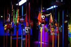 Sala del Carnaval Elsa Caridi by Calambuco, Barranquilla Colombia Elsa, Concert, Fun, Places, Colombia, Ash Wednesday, Themed Parties, Recital, Concerts