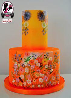 couture cake Sarah Lou Smith couture cake