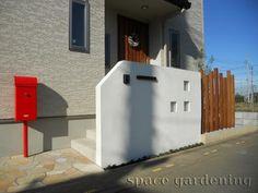 施工例画像:門扉なし外構 シンプル 上尾市